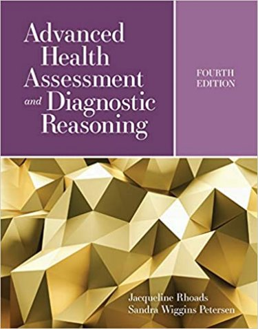 Advanced Health Assessment and Diagnostic Reasoning. Text with Access Code (Featuring Kognito Simulations) Cover Image