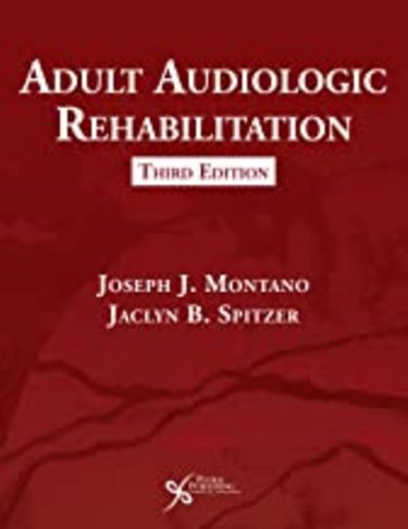 Adult Audiologic Rehabilitation Cover Image