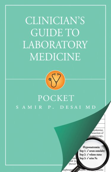 Clinicians Guide to Laboratory Medicine: Pocket Cover Image
