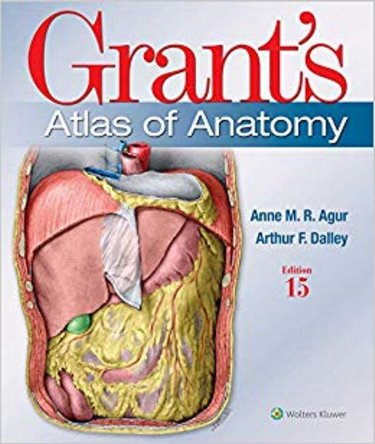Grants Atlas of Anatomy Cover Image