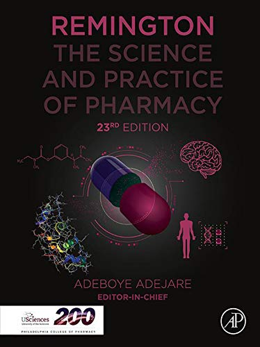 Remington: The Science and Practice of Pharmacy Cover Image