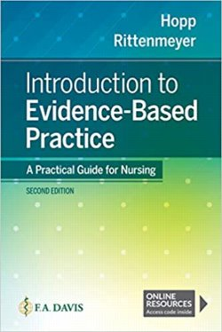Introduction to Evidence Based Practice: A Practical Guide for Nursing Cover Image
