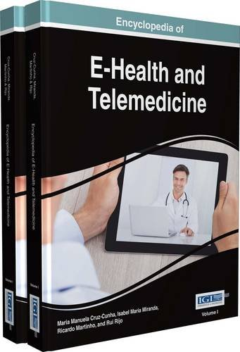 Encyclopedia of E-Health and Telemedicine. 2 Volume Set Cover Image