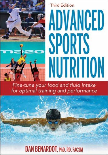 Advanced Sports Nutrition: Fine-tune Your Food and Fluid Intake for Optimal Training and Performance Cover Image