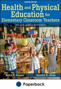 Health and Physical Education for Elementary Classroom Teacher: An Integrated Approach Cover Image