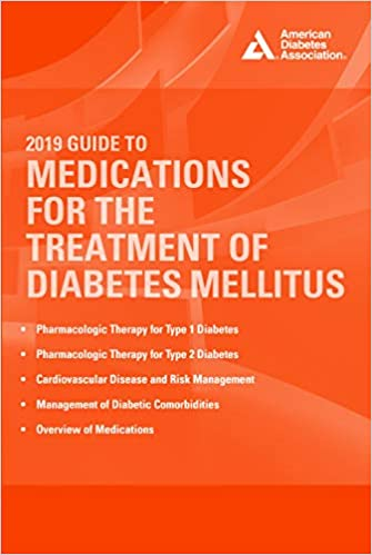 2019 Guide to Medications for the Treatment of Diabetes Mellitus Cover Image