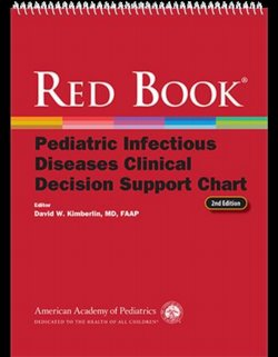 Red Book Pediatric Infectious Diseases Clinical Decision Support Chart Cover Image
