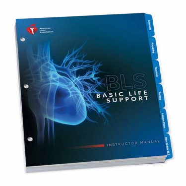 Basic Life Support (BLS) Instructor Manual Cover Image