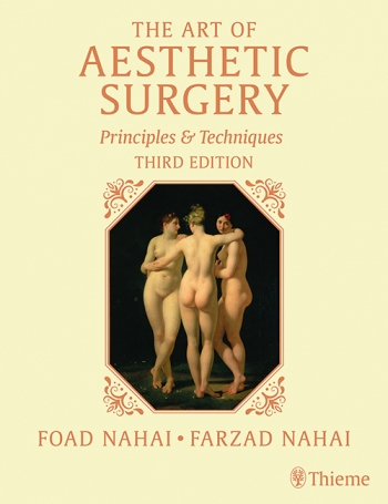 Art of Aesthetic Surgery: Principles and Techniques. 3 Volume Set. Text with Access Code Cover Image