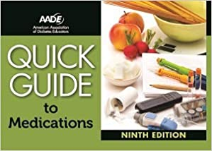 Quick Guide to Medications Cover Image