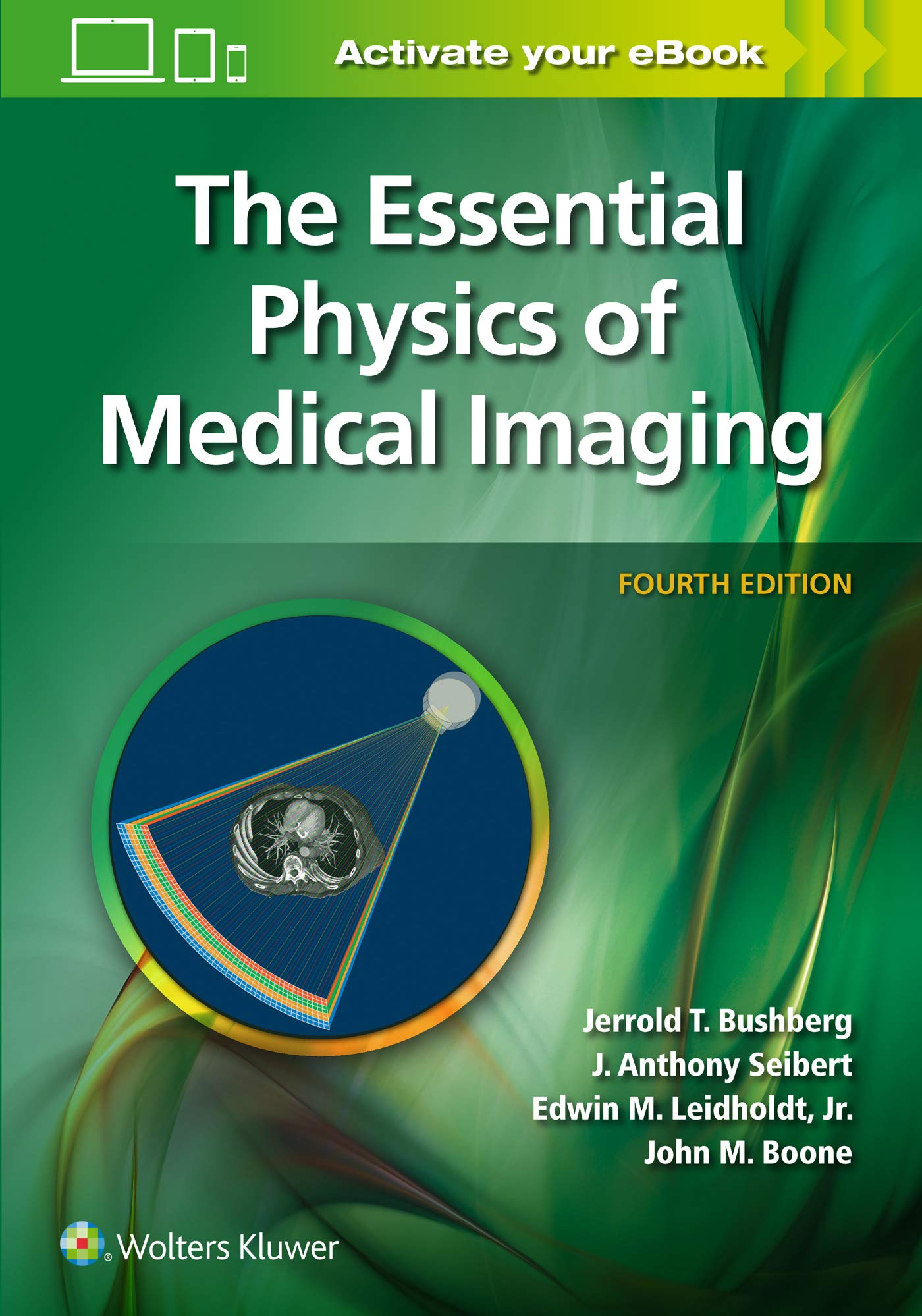 Essential Physics of Medical Imaging. Text with Access Code Cover Image