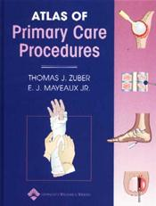 Atlas of Primary Care Procedures Cover Image