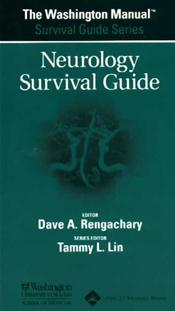 Washington Manual Neurology Survival Guide Image