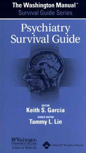 Washington Manual Psychiatry Survival Guide Image