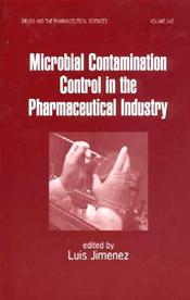 Microbial Contamination Control in the Pharmaceutical Industry Image