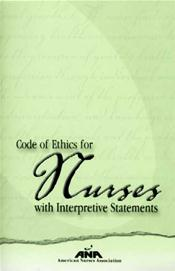 Code of Ethics for Nurses with Interpretative Statements