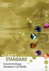 Miladys Standard Cosmetology Student CD-ROM Image