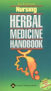 Nursing Herbal Medicine Handbook