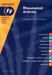 Fast Facts: Rheumatoid Arthritis Cover Image