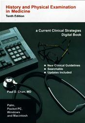 History and Physical Examination in Medicine on CD-ROM for Windows, Pocket PC, Palm, and Macintosh