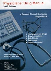 Physician's Drug Manual CD-ROM for Palm OS, Windows CE, Pocket PC and Macintosh