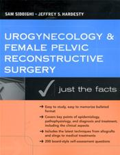Urogynecology & Female Pelvic Reconstructive Surgery: Just the Facts