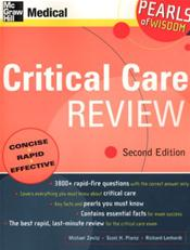 Critical Care Review: Pearls of Wisdom