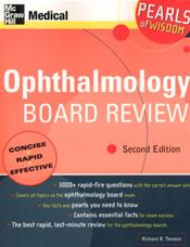 Ophthalmology Board Review: Pearls of Wisdom