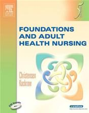Foundations & Adult Health Nursing - Text with Miller-Keane Encyclopedia & Dictionary of Medicine, Nursing & Allied Health (Revised Reprint) Package Image