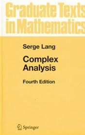 Complex Analysis