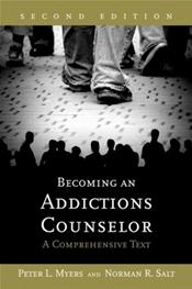 Becoming an Addictions Counselor: A Comprehensive Text Cover Image