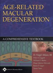 Age-Related Macular Degeneration: A Comprehensive Textbook Cover Image