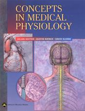 Concepts in Medical Physiology Cover Image