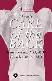 Ishmael's Care of the Back