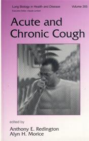 Acute and Chronic Cough Cover Image