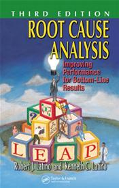 Root Cause Analysis: Improving Performance for Bottom-Line Results