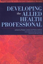 Developing the Allied Health Professional Image