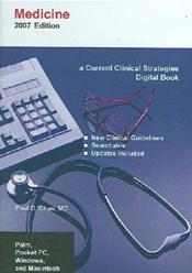 Medicine on CD-ROM for Palm, Pocket PC, Windows, and Macintosh