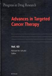 Advances in Targeted Cancer Therapy Cover Image