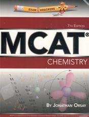 Examkrackers: MCAT Chemistry
