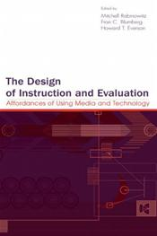 Design of Instruction and Evaluation Cover Image