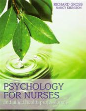 Psychology for Nurses and Allied Health Professionals: Applying Theory to Practice Image