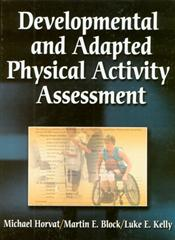 Developmental and Adapted Physical Activity Assessment Cover Image