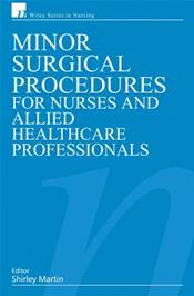 Minor Surgical Procedures for Nurses and Allied Healthcare Professionals Image