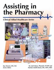 Clinical Allied Healthcare Series: Assisting in the Pharmacy Image