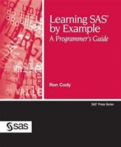 Learning SAS by Example: A Programmer's Guide