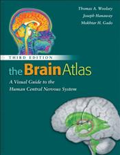 Brain Atlas: A Visual Guide to the Human Central Nervous Cover Image