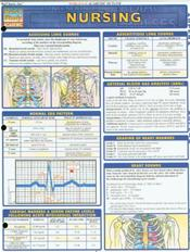 Nursing Laminated Reference Chart
