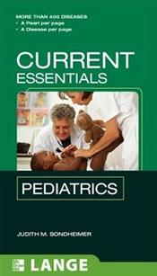 Current Essentials: Pediatrics