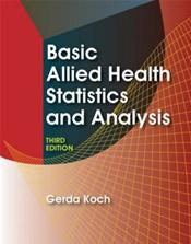 Basic Allied Health Statistics and Analysis Image